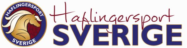 Haflingersport Sverige Logo